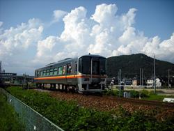 2009年8月/撮影場所:本竜野駅南寄り