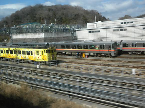 2012年2月/はばタン列車休憩
