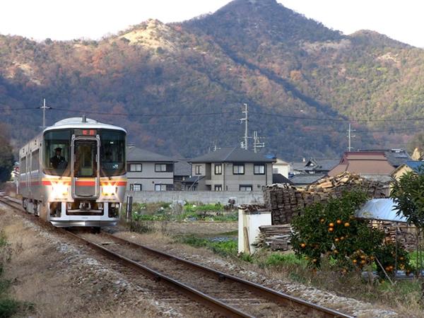 2009年12月/撮影場所:本竜野-東觜崎間