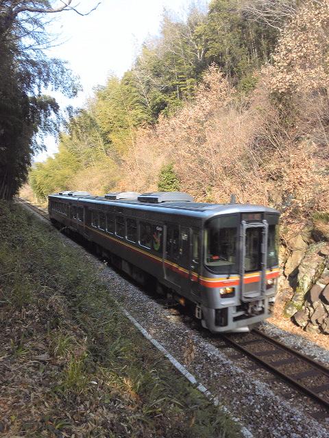 2010年3月/太市~本竜野駅間