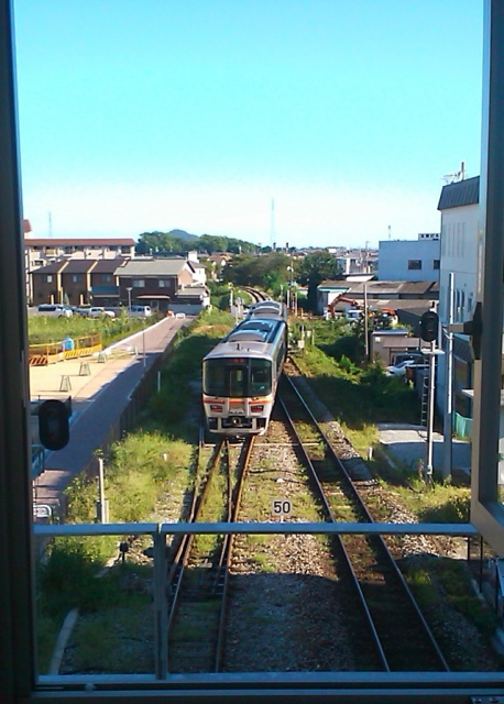 2010年9月/撮影場所:本竜野駅