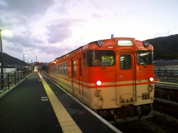 2010年11月/キハ40系