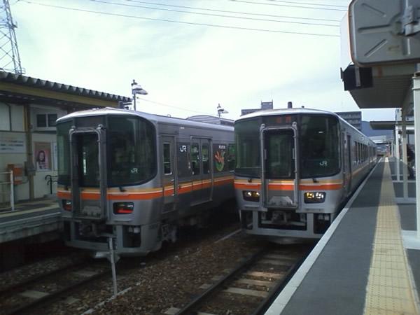2011年2月/撮影場所:播磨高岡駅