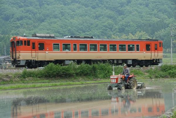 2011年6月/キハ40系